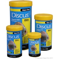 Aqua One Discus Bits Food 85g