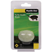 Reptile One Turtle Health Block - 15g