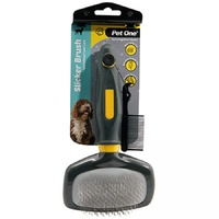 Pet One Dog Slicker Brush - Large