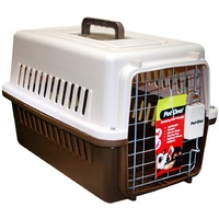 Pet One Dog & Cat Carrier - 48cm L X 31cm W X 30cm H