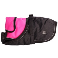 Pet One Blizzard Dog Coat - 65cm - Pink