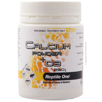 Reptile One Calcium Powder + D3 - 500g