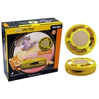 Pet One Catcha Swat & Spin Battery Operated Cat Toy
