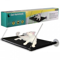 Pet One Cat Window Hammock - 67x40cm