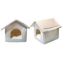 Pet One Quilted Indoor Kennel for Dogs & Cats (42x39x40cm)