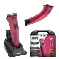 WAHL Creativa Pet Clipper with Adjustable 5 in 1 Blade