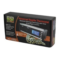 Eco Tech Advanced Electronic Dimming Thermostat with Timer & Day/Night Function