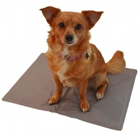 Zeez Pet Cool Pad - Silver - Medium (65x60cm)