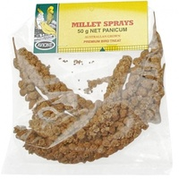 Millet Sprays Bird Treat (Avione) - 50g