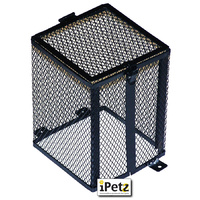 URS Reptile Mesh Cover for Globes - Large (13x13x18cm)