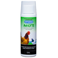 Vetsense Avi-LYTE for Poultry Birds - 125ml