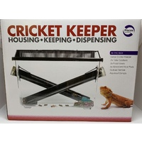 Pisces Live Cricket Keeper Kit