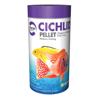 Pisces Cichlid Pellets - Medium (2mm) - 300g