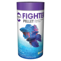 Pisces Fighter Pellets Betta Fish Food - 30g