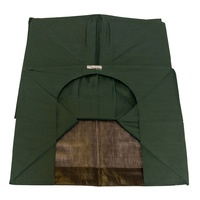 Houndhouse Replacement Hood - X-Large - Green