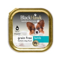 Black Hawk Grain Free Can Lamb - 100g