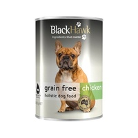 Black Hawk Grain Free Can Chicken - 400g