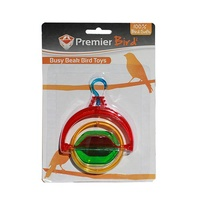Double Swing Cross Winder Bird Toy (Premier Bird)