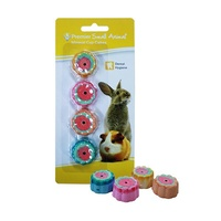 Premier Small Animal Mineral Cup Cakes - 4 Pack