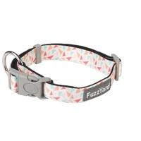FuzzYard Dog Collar - Fab - Large (25mm x 50-65cm)