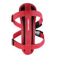 Ezydog Chest Plate Harness - 2X-Large (77-134cm) - Red