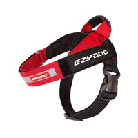 Ezydog Express Harness - 2X-Large - Red