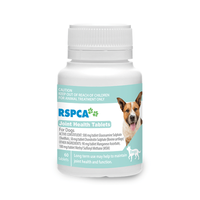 RSPCA Joint Health Tablets for Dogs - 60 Tabs