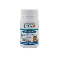 PAW Osteosupport Joint Care for Cats - 60 Capsules