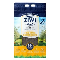Ziwi Peak Air Dried Dog Food - Free Range Chicken - 2.5kg