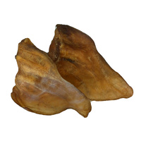 Beef Ears Natural Dog Treats - Five