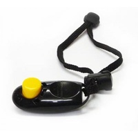 Black Dog I-Clicker with Strap