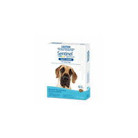 Sentinel Spectrum for Large Dogs 22-45 kgs - 12 Pack - Blue