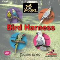 Bird Harness - Large (Cockatoo Size)
