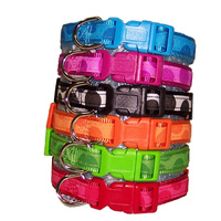 Bubble Dog Collar - Small - 33-40cm (Colours: Blue, Pink, Black & White, Red, Green)
