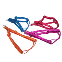 Bubble Dog Harness - X-Small - 25-35cm (Colours: Green, Pink, Blue, Red, Black & White)